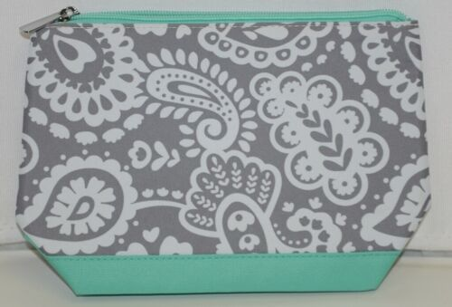 WB Brand Cosmetic Bag M715parker Polyester Zipper Closure