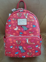 NWT Disney Loungefly Forest Friends Mini Backpack In Hand As Shown - $98.99