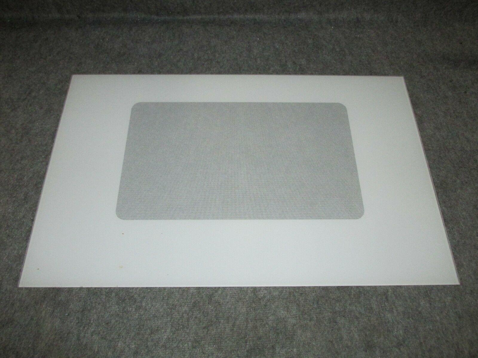 GE Kenmore stove oven range inner door glass WB36X5712