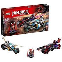 LEGO Ninjago 70639 - Straßenrennen des Schlangenjaguars - $43.56