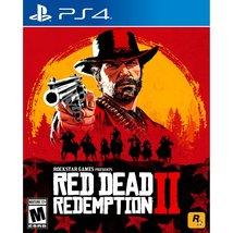 Red Dead Redemption 2 PlayStation 4 Rockstar Video Games (Brand New: Sea... - $41.49