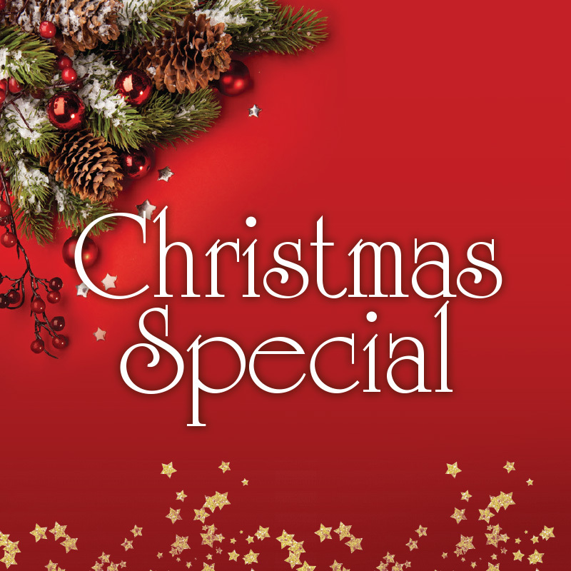 Primary image for SPECIAL HOLIDAY PROMO PACKAGE