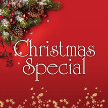 SPECIAL HOLIDAY PROMO PACKAGE - $25.00