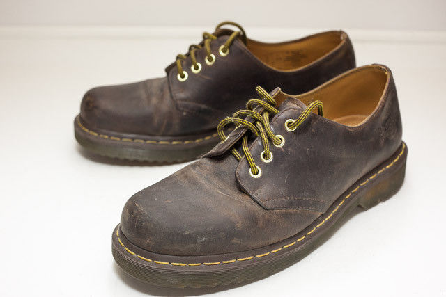 Dr. Martens 11 Brown Oxford Men's EU 45