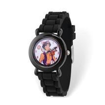 Disney Kids Aladdin/Abu Time Teacher Black Silicone Band Watch - $36.00
