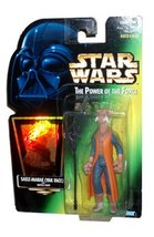 1997 Hasbro The Power of Force 4-1/2 Inch Tall Action Figure - Trickster... - $2.48
