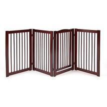 Primetime Petz 360 Configurable Dog Gate with Door – Indoor Freestanding... - $190.20