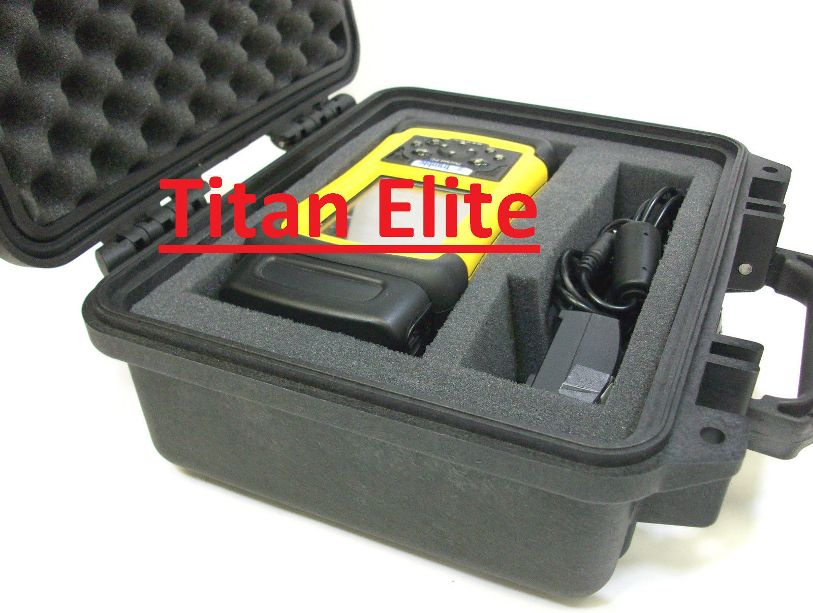 Trimble R3 PDA Computer Waterproof Rugged Pelican Carry Case