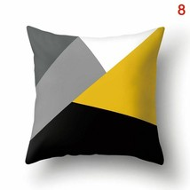 Pillow Case Cover Sofa Couch Bed Car Simple Style Decorative Home Decor ... - $5.78+