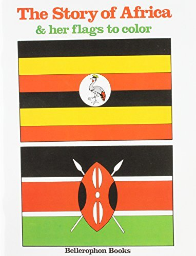 Primary image for Africa and Her Flags Coloring Book [Paperback] Bellerophon Books