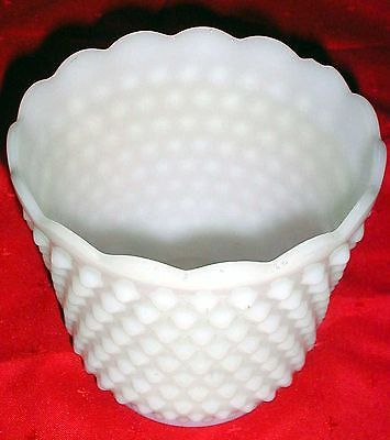 Fire King Glass Vase 1 Listing