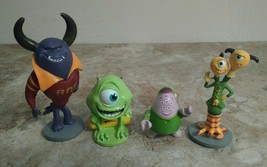 Disney Pixar Monsters Inc University PVC Figures Cake Toppers Mike GUC - $8.42