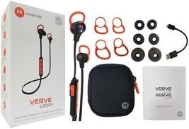 Motorola Verve Loop+ Super Light Wireless Stereo Earbuds Siri & Google - $23.99