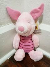 "Disney Parks 10"" Piglet Winnie the Pooh Plush - $16.44"
