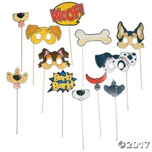 Puppy Dog Party Costume Props Fun Express  - $17.50