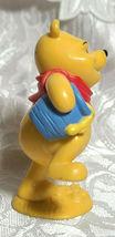 "WINNIE THE POOH BEAR 3"" Cake Topper Figure PVC Plastic Toy Disney Honey Pot image 4"
