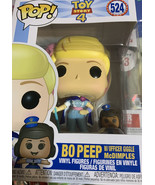 Funko Pop Bow Peep With Officer Giggle McDimples - $14.54