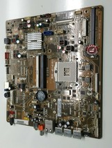 HP TouchSmart 600-1000 Series Intel motherboard 	585104-001 (AS IS) - $12.86