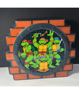TEENAGE MUTANT NINJA TURTLES PIGGY BANK STILL STARPOINT TMNT RAPHAEL LEO... - $39.55