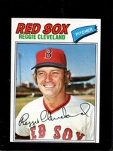 1977 TOPPS #613 REGGIE CLEVELAND NM RED SOX  *X3827 - $1.73