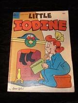 Little Iodine Comic Dell 1950s December-January - $12.99
