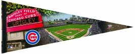 MLB Chicago Cubs 12-by-30 Inch Premium Quality Pennant - $19.59