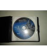 2001.2 BMW On-Board Navigation System CD CALIFORNIA & NEVADA Digital Roa... - $47.48