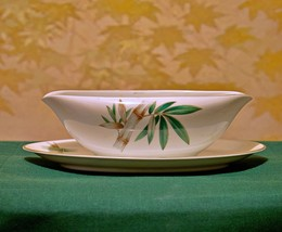 Presenting Noritake China--vintage(1950-64)Canton--1 gravy trough - $40.00