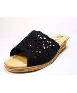 Spring Step Estella Sandals Black Size 39 (US:8.5) - $43.53