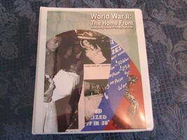 Social Studies Home School Analyzing Visual Primary Sources  WW II Home ... - $34.71