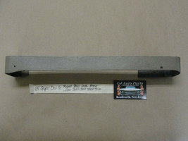 65 Cadillac Coupe De Ville Right Pass Front Upper Power Bench Seat Track Cover - $49.99