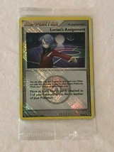 Pokemon TCG Cards 92/111 Lucians Assignment 102/111 Upper Energy Sealed ... - $14.99