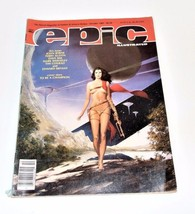 Marvel Epic Illustrated June 1985 October 1985 Key Lot Starlin Byrne Ships Free! - $7.92