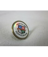 2000 US Open 100th Tiger Woods Ball Marker Pebble Beach PGA with Stem Si... - $29.69