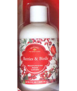 Michel For Body & Soul Berries & Birds Moisturizing Hand Lotion 8.3 oz 2... - $19.99