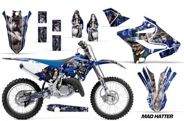 Dirt Bike Decal Graphic Kit MX Wrap For Yamaha YZ125 YZ250 2015-2018 HAT... - $168.25