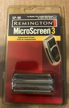 Remington MicroScreen 3 Sp-90 Shaver Replacement Screen SP90 - $11.29