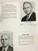 Vintage Lot 1950s Princeton University Yearbook Shirt Sweatshirt USA Made image 5