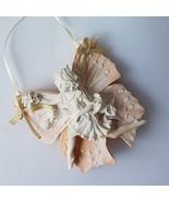 Aroma Stone, home decor, Wall plaque, home decor - Butterfly Fairy Ella - $13.86