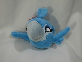 "Angry Birds Rio Blue Bird JEWEL Plush NO SOUND 2011 Commonwealth 5"" - $12.86"