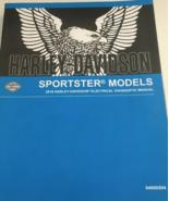 2018 Harley Davidson SPORTSTER Electrical Diagnostic Manual EDM ETM OEM  - $118.75