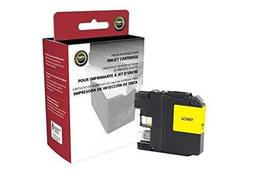 Inksters Non-OEM New Super High Yield Yellow Ink Cartridge Replacement for Broth - $11.52