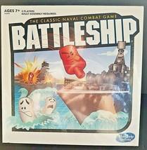 Hasbro Battleship Naval Combat Strategy Board Game NIB - $22.28