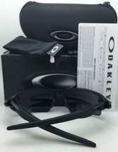 Polarized OAKLEY FLAK 2.0 Sunglasses OO9295-07 Polished Black w/ Black Iridium