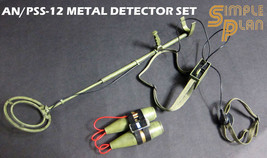 1/6 Scale Dragon, Phicen, Hot Toys, Simple Plan - Metal Detector Set AN/... - $24.26