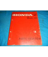 1965-1969 65 66 67 68 69 HONDA S65 S 65 PARTS MANUAL BOOK CATALOG - $94.03