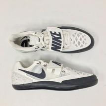 Nike Men Sz 11 Zoom Rotational 6 Track Shot Discus Throw Shoe 685131-001  - $67.09