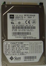 "Toshiba MK3019GAXB HDD2175 30GB 2.5"" 9.5MM IDE 44PIN Drive Our Drives Work"