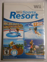 Nintendo Wii - Wii Sports Resort (Complete with Manual) - $20.00