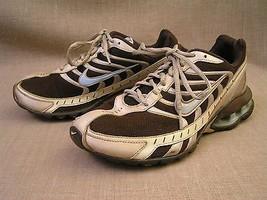 NIke Reax Run 3 Womens Chocolate & Baby-Blue 324845-241 Running Shoes Si... - $14.01
